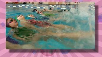38 Swimming