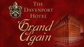 The Davenport Hotel: Grand Again