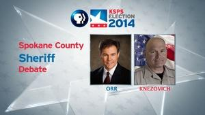 Spokane County Sheriff Debate