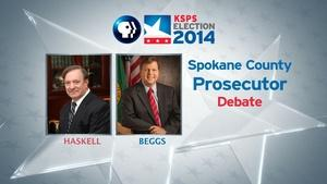 Spokane County Prosecutor Debate