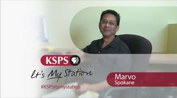 It's My Station: Marvo Regundin