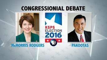 Election 2016: WA 5th Congressional Debate