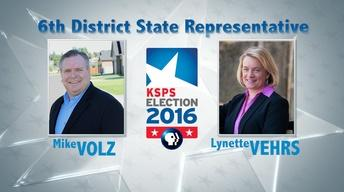 Election 2016: 6th District Representative Debate