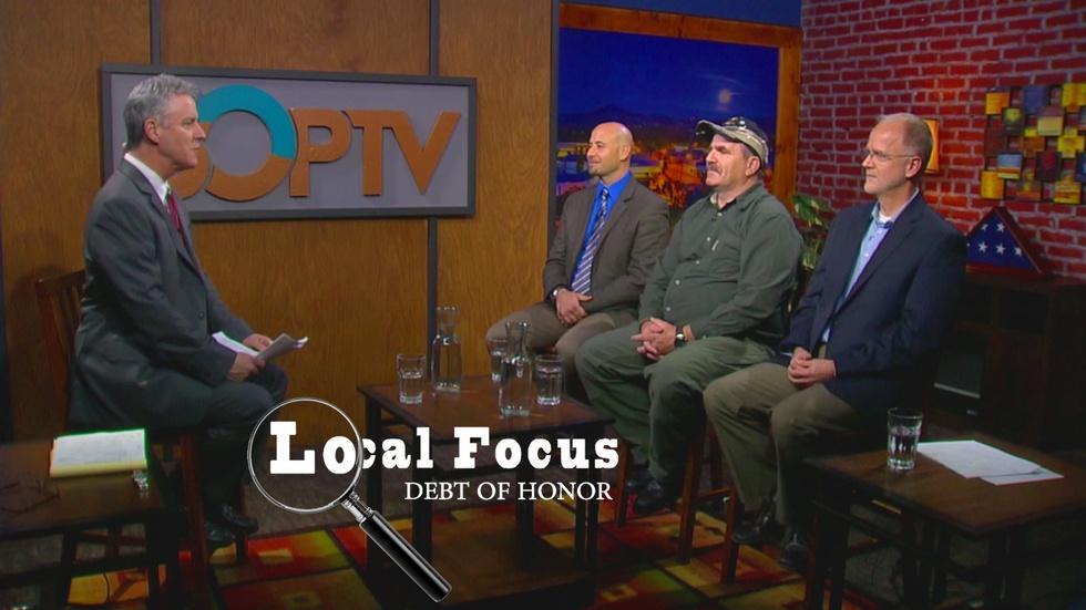 Local Focus: Debt of Honor image