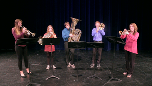 South Medford Brass Quintet 2016
