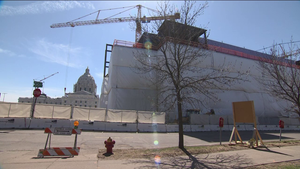The Capitol construction project to-date