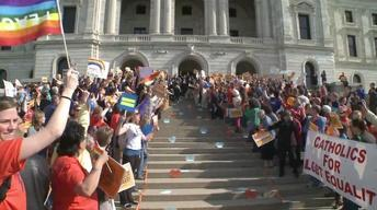 Same sex marriage, Capitol Reporters, Higher Ed Funding
