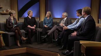 Ebola update, McFadden bio, 8th District debate clips