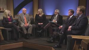 Mpls budget debate, medical marijuana, weather look-back