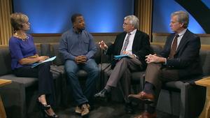 Black Lives Matter protest, new Dylan book, reporter panel