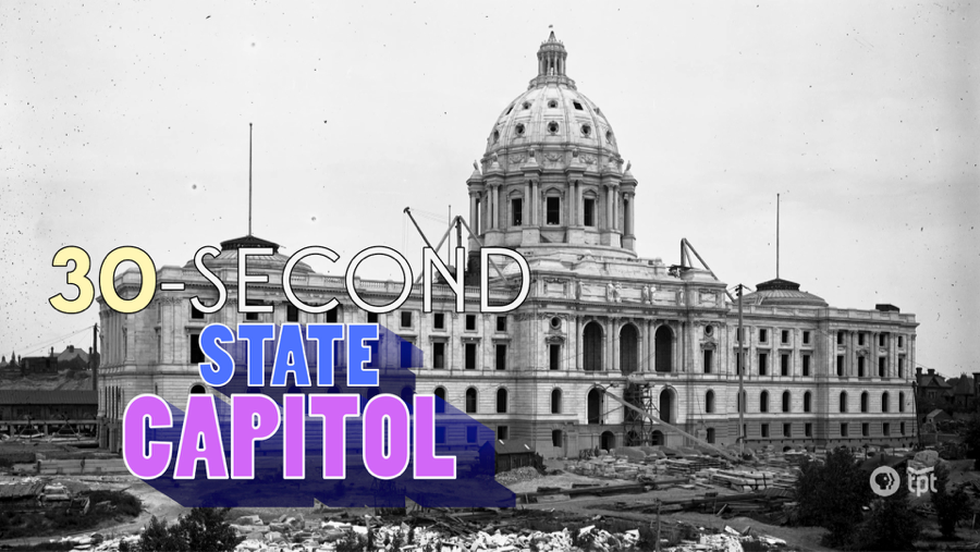 30-Second State Capitol: Marble Dome