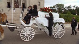 Castile funeral, Minneapolis Urban League, Police Union