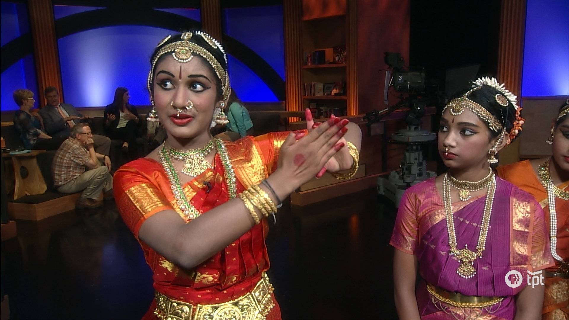 The Wrap | Indian Dance