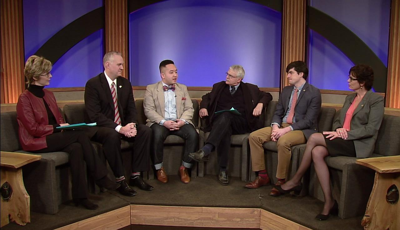 First Term Lawmakers Panel And Pay Raise Politics