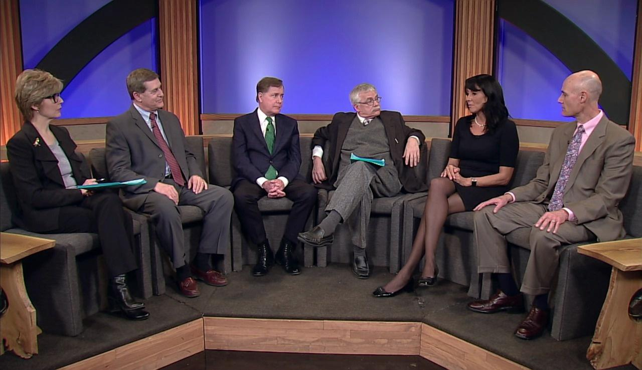 Political Panel Talks Transportation and DC Politics