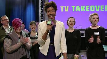 TV Takeover - IFP Minnesota