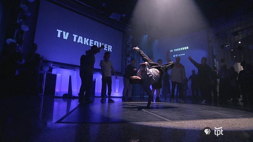TV Takeover - Black Label Movement image
