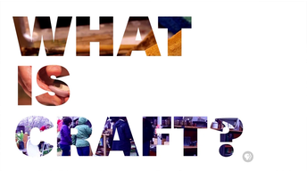 TV Takeover - American Craft Council | What Is Craft