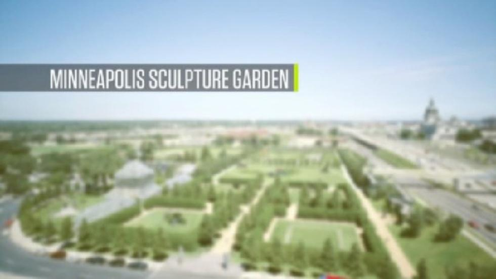 Minneapolis Sculpture Garden: Full Program image