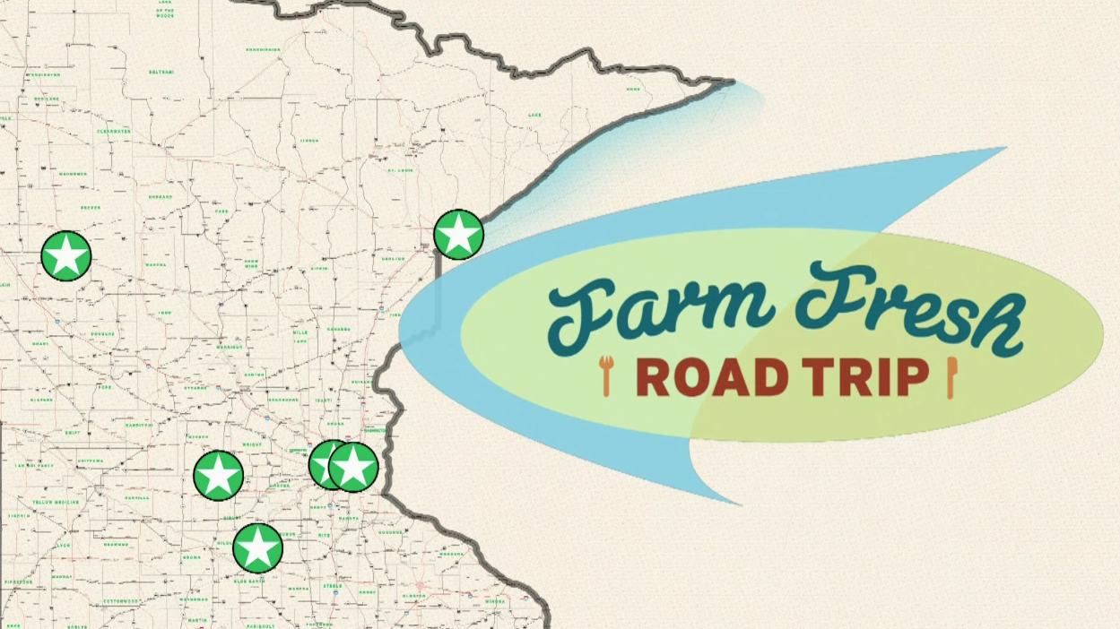 Farm Fresh Road Trip