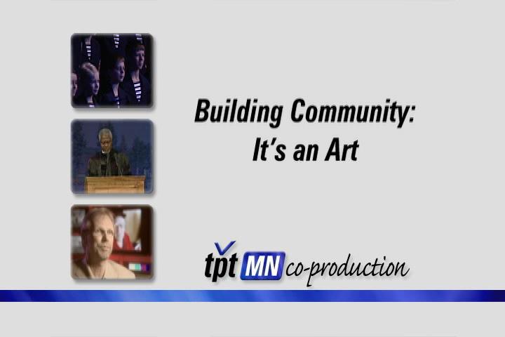 Building Community | It's An Art