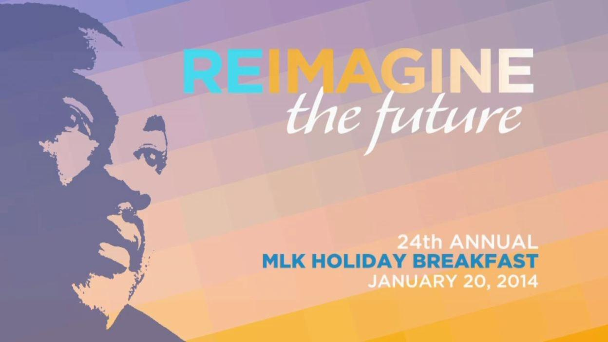 Martin Luther King Day Breakfast - Minnesota 2014