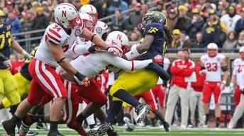 Wolverines Defeat the Huskers
