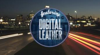 "Digital Leather ""Mountains are Dreaming"""