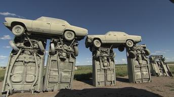 Carhenge for Sale