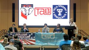 Student Political Organizations