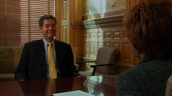 I've Got Issues:  Gov. Sam Brownback