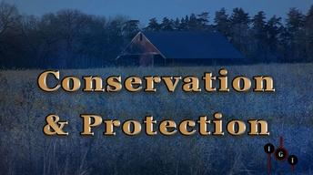 I've Got Issues:  Conservation & Farm Bill