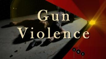 I've Got Issues:  Gun Violence
