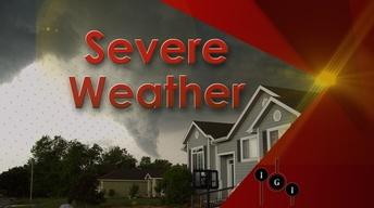 I've Got Issues:  Severe Weather