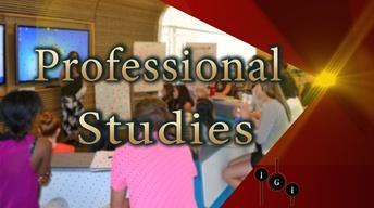 I've Got Issues:  Professional Studies
