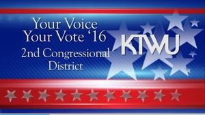 Your Voice Your Vote '16: 2nd Congressional District Promo