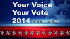 Your Voice, Your Vote:  Kansas Secretary of State