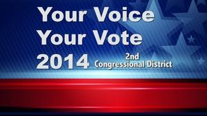 Your Voice, Your Vote:  2nd Congressional District