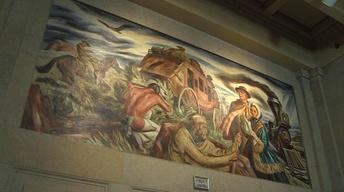 """""""Murals, Glass & Masks"""" - 2604"""