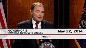 Governor's Monthly News Conference - May 2014