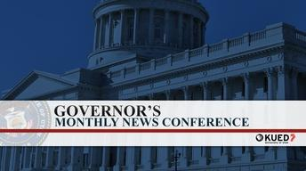 Governor's Monthly News Conference - August 2013