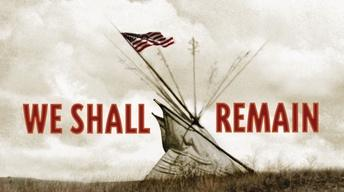 We Shall Remain: Sand Painting