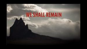 We Shall Remain the Paiute