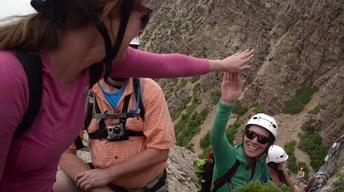 Utah Bucket List: Via Ferrata