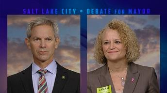 Mayor Debate Two Box