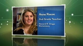 Anne Reese - Golden Apples 2012