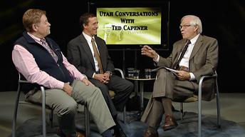 Utah Conversations - Phil Jordan and Justin Belliveau