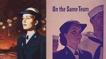 Utah Women Serving in World War II as WAVES