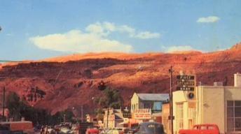 Utah in the 50s: Moab Trailer