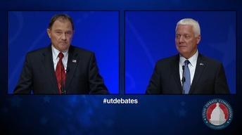 UDC Debate Governor